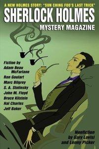 Sherlock Holmes Mystery Magazine #8