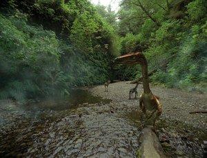 IMAX(R): Dinosaurier (Blu-ray)