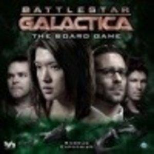 Heidelberger Spieleverlag HE405 - Battlestar Galactica: Exodus