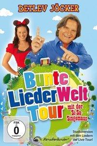 Detlev Jöckers Bunte Liederwelt-Tour-Die DVD