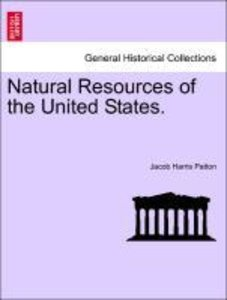 Natural Resources of the United States.