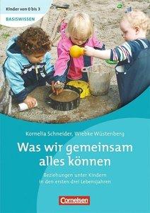 Gute Aufgaben für den Wochenplan - Deutsch: Kinder von 0 bis 3 -