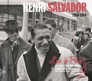 Live In Paris 1956-1960