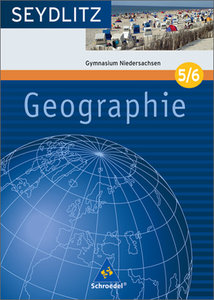 Seydlitz Geographie 5/6. Schülerband. Gymnasium. Niedersachsen