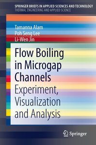 Flow Boiling in Microgap Channels