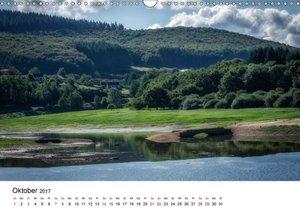 Unterwegs im Morvan (Wandkalender 2017 DIN A3 quer)