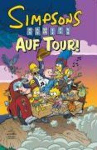 Simpsons Comic Sonderband 18. Auf Tour