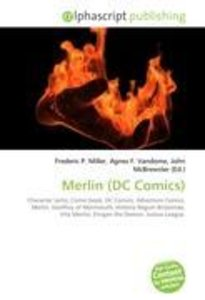 Merlin (DC Comics)