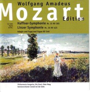 Haffner-Symph.-Linzer Symphony