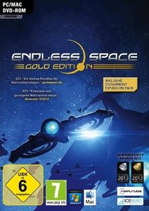 Endless Space Gold Edition. Für Windows XP/Vista/7/MAC