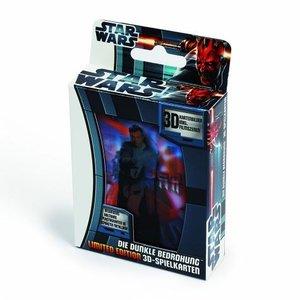 ASS Altenburger - Star Wars 3D Lentikular Spielkarten in Metallb