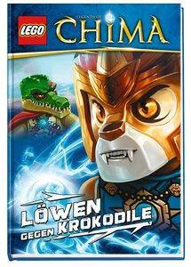 LEGO® Legends of Chima: Löwen gegen Krokodile