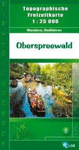 Oberspreewald 1 : 25 000
