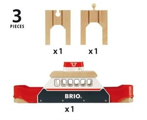 Brio 33569 - Fähre Light & Sound