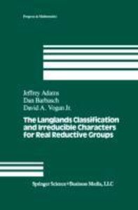 The Langlands Classification and Irreducible Characters for Real