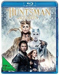 The Huntsman & the Ice Queen (3D Version)
