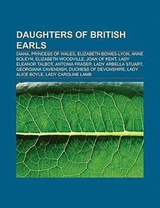 Daughters of British earls