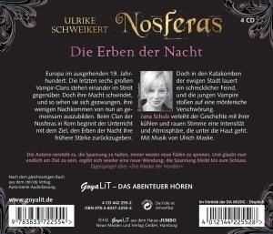 Nosferas-Die Erben Der Nacht!