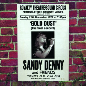 Gold Dust/Live At The Royalty