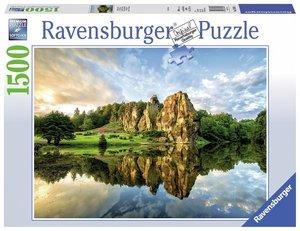 Ravensburger 16301 - Teutoburger Wald, Puzzle, 1500 Teile