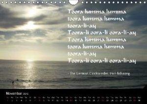 UNQUOTE Calendar (Wall Calendar 2015 DIN A4 Landscape)