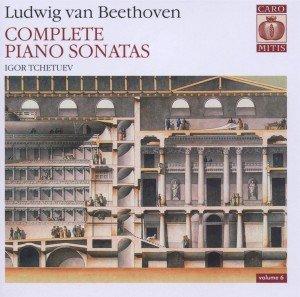 Sämtliche Klaviersonaten,vol.6