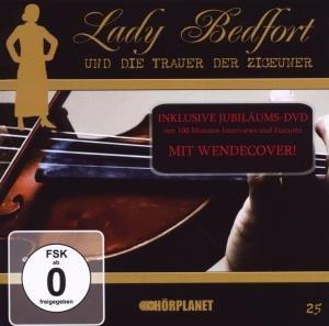 Die Trauer der Zigeuner (25) (CD+DVD)