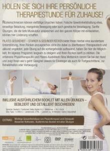 Pilates Gesundheit - Starker und gesunder Rücken