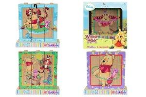 Eichhorn 100003329 - Disney: Winnie the Pooh, Bilderwürfel