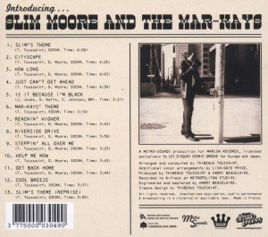 Slim Moore & The Mar-Kays
