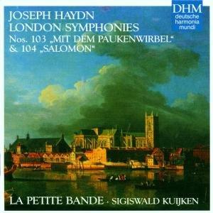 Sinfonien 103 & 104
