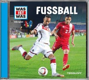 Was ist was Hörspiel-CD: Fußball