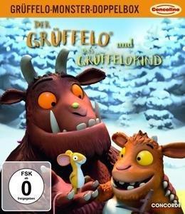 Grüffelo-Monster-Doppelbox: Der Grüffelo (Blu-ray)
