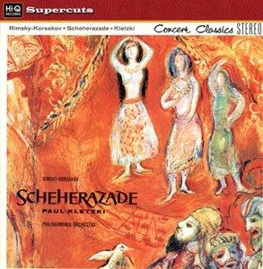 Rimsky-Korsakow/Scheherazade (180 Gr.LP)