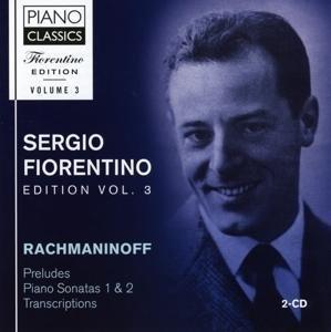 Edition Vol.3-Rachmaninoff