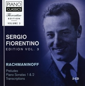 Edition Vol.3-Rachmaninoff