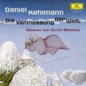 Die Vermessung der Welt. 5 CDs