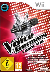 The Voice of Germany - I want you (Wii U kompatibel)