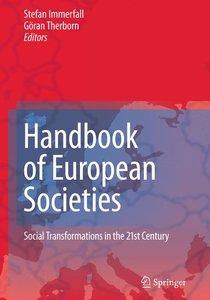 Handbook of European Societies