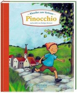 Klassiker zum Vorlesen - Pinocchio