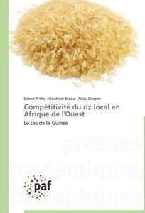 Compétitivité du riz local en Afrique de l'Ouest