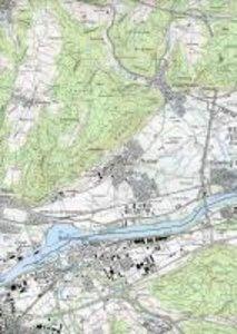 Rheinfelden (Baden) 1 : 25 000