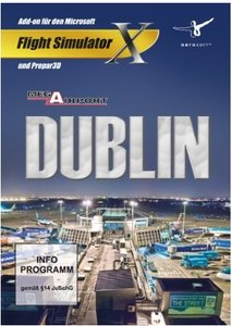AddOn FSX Flight Simulator X Mega Airport Dublin