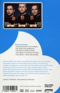 Ohne Scheiss: Schokoeis-Live