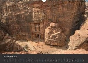Petra / UK-Version (Wall Calendar 2015 DIN A3 Landscape)