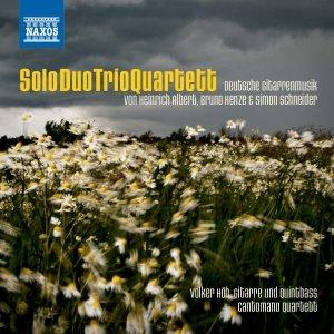 SoloDuoTrioQuartett-Deutsche Gitarrenmusik