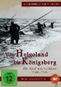 Von Helgoland Bis Königsberg (Die Nord-& Ostseekü