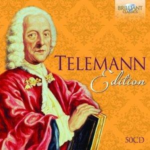 Telemann:Edition