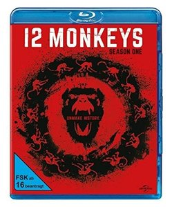 12 Monkeys - Staffel 1