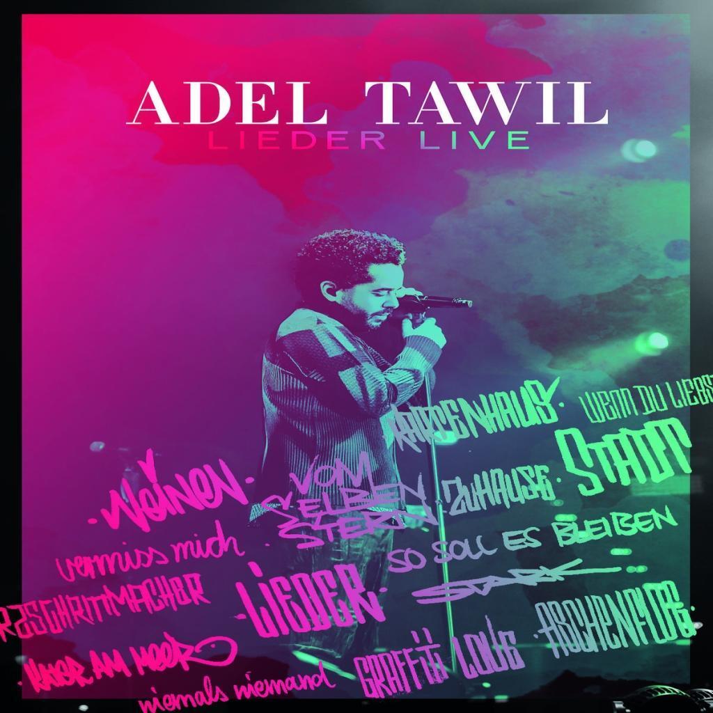 Lieder - Live. 2 CD + DVD - zum Schließen ins Bild klicken